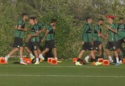 Konyasporda Antalyaspor maçının hazırlıkları başladı