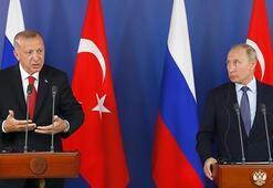 Son dakika... Erdoğan  ve Putin, İdlib için anlaşma sağladı