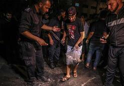Gazzede patlama