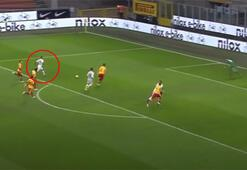 Dalbertten Beneventoya jeneriklik gol