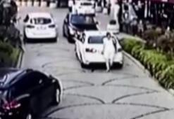 İstanbulda yürüyen genç kadın dehşeti yaşadı