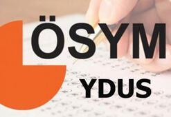 YDUS: Tercihleri başladı YDUS tercihi nasıl yapılır ÖSYM giriş