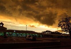 Tropik fırtına alarmı: Raflar bomboş kaldı
