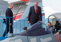 Rusya: Türkiyeyle Su-35 ve Su-57 jetlerinin teslimatını görüşüyoruz