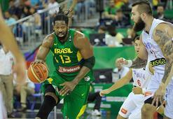 2019 FIBA Dünya Kupasında F Grubu: Brezilya