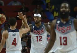 2019 FIBA Dünya Kupasında E Grubu: ABD