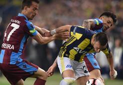 Fenerbahçe ezeli rekabette Trabzonspora üstünlük kurdu