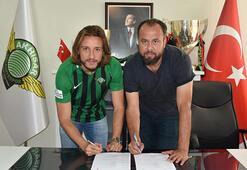Akhisarsporda transfer: Taha Yalçıner
