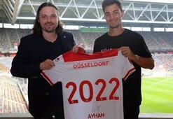 Fortuna Düsseldorf, Kaan Ayhanın sözleşmesini uzattı