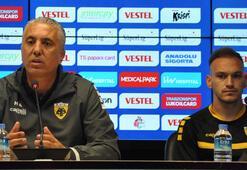 AEK ümitli: Futbol oynanmadan hiçbir şey bitmez
