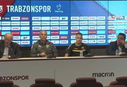 Kostenoglou: Güzel ülkede güzel taraftara, güzel futbol göstermek istiyoruz