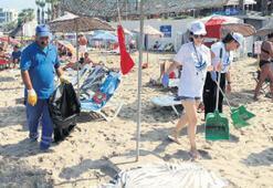 Mavi Bayraklı plajı koruyacak proje