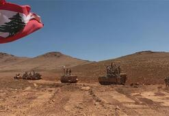 Lübnan ordusu İsrailin İHAsına ateş açtı