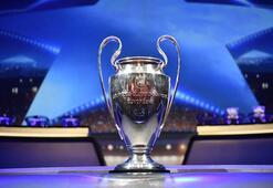 Şampiyonlar Liginde kura gecesi Galatasarayın rakipleri belli oluyor...