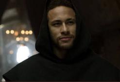 Neymar, Netflix dizisi La Casa de Papel ile anlaştığını duyurdu.