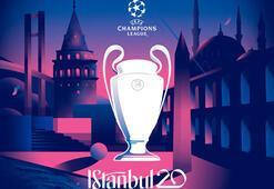 Şampiyonlar Liginin final logosu belli oldu