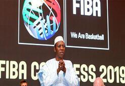Yeni FIBA Başkanı Hamane Niang