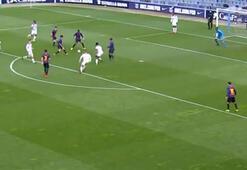 Barcelonanın genç yeteneği Ansu Fatiden jeneriklik goller