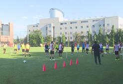 Gençlerbirliğinde Medipol Başakşehir maçı hazırlıkları