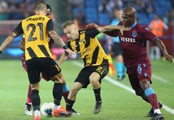 Trabzonspor - AEK: 0-2