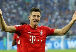 Robert Lewandowskinin sözleşmesi uzatıldı