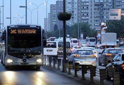 Toplu ulaşım bugün ücretsiz mi 30 Ağustosta otobüs, metro, tramvay, vapurlar bedava mı