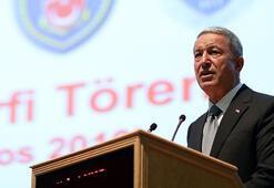 Bakan Akar açıkladı: Pençe Harekatlarında şu ana kadar 676 terörist etkisiz hale getirildi