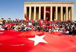 30 Ağustos Zafer Bayramı için mesajlar: Milli birlik ve beraberlik ruhu...
