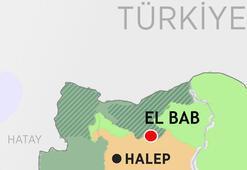 Suriyenin kuzeyindeki Babda patlamalar