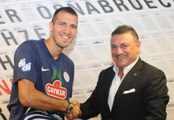 Çaykur Rizespor, Marko Scepovic ile anlaştı