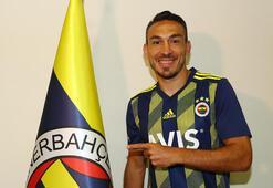 Fenerbahçe Mevlüt Erdinç ile anlaştı