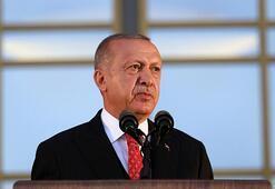 Cumhurbaşkanı Erdoğan: Hallaç pamuğu gibi atıyoruz