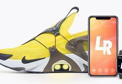 'Hey Siri, ayakkabı bağlarımı çöz...'