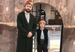 Rolü için imamdan özel ders aldı