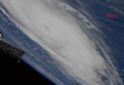 NASA, kasırganın görüntülerini yayınladı