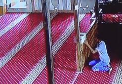 Aydın'da camilere dadanan hırsızın eşkali belirlendi