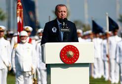 Cumhurbaşkanı Erdoğan sert konuştu: Gerisini varsın karşımızdakiler düşünsün