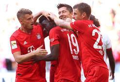 Bayern Münih - Mainz: 6-1