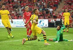 Borussia Dortmund sezonun ilk mağlubiyetini aldı