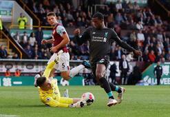 Liverpoolda Mane çıldırdı