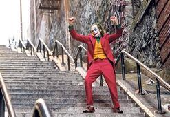 Joker'in ilk yalnız uçuşu
