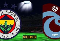 Muhtemel 11ler... Fenerbahçe Trabzonspor maçı ne zaman Saat kaçta, hangi kanalda
