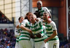 Old Firm derbisi Celticin