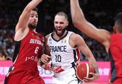 2019 FIBA Dünya Kupası: Fransa: 78 - Almanya: 74