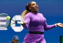 Federer ve Serena Williams , ABD Açıkta çeyrek finalde