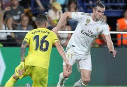Real Madrid, Villarreal deplasmanından 1 puan aldı