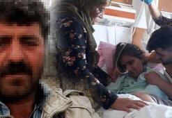 Eşi dövdü, Merdivenden düştü denildi