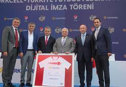TFF ile Turkcell arasında iş birliği anlaşması