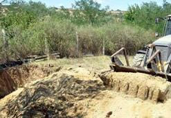 Malkarada, 500 kilo altın var iddiası resmi kazı başlattı
