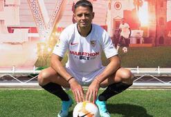 Javier Hernandez, 3 yıllığına Sevillada